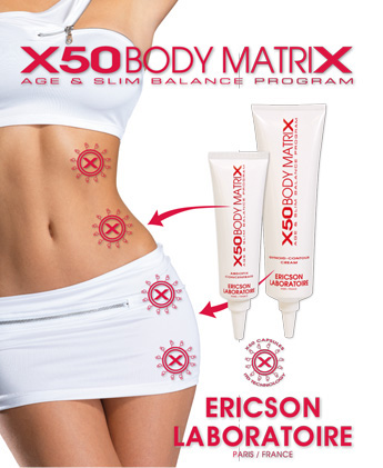 X50 Body Matrix...