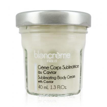CRÈME CORPS SUBLIMATRICE AU CAVIAR BLANCREME - Pot 40ml