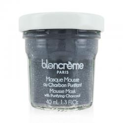 MASQUE VISAGE CHARBON BLANCREME - Pot 40ml