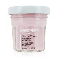 MASQUE VISAGE MOUSSE FRAISE BLANCREME - Pot 40ml