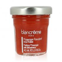 MASSAGE FONDANT FRAISE BLANCREME - Pot 40ml