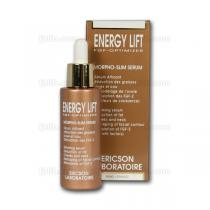 Sérum Morpho Slim Sérum ENERGY LIFT E557 Ericson Laboratoire - Sérum affinant de l'ovale - Flacon 30ml