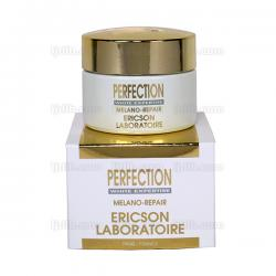 Concentré Melano-Repair Perfection E668 Ericson Laboratoire - Crème de nuit anti-taches - Pot 50ml