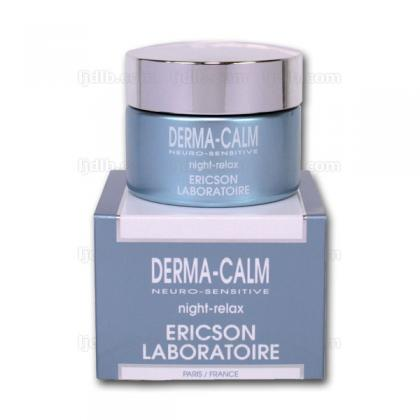 Night Relax Derma-Calm E644 Ericson Laboratoire - Pot 50ml