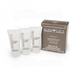 Mini-Kit Slim-Face-Lift D2121 Ericson Laboratoire comprenant D2122 Actinine-Tensive D2123 Sérum Lipo D2124 Sérum Fibro - 3 Tubes 15ml