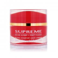Crème Total Comfort LIGHT SUPREME DHE.Age Retinox E298 Ericson Laboratoire - Pot 50ml