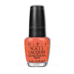 NLH43 HOT AND SPICY BY OPI - Flacon 15ml