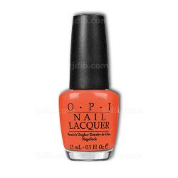 NLH47 A GOOD MAN-DARIN IS HARD TO FIND BY OPI - Flacon 15ml