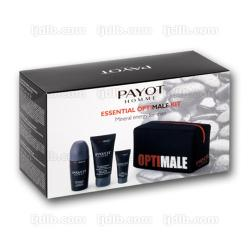 Kit Essentiel OptiMale Payot - 3 produits & la Trousse de Voyage OptiMale Payot offerte