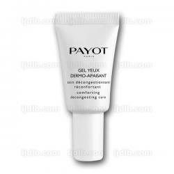 Gel Yeux Dermo-Apaisant Payot - Soin décongestionnant réconfortant - Tube 15ml