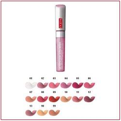 LIP PERFECTION ULTRA REFLEX - Super Sparkly Gloss Reflex Flame Scarlet 09 Pupa
