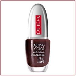Vernis à Ongles Lasting Color Glamour Colors Dark Red 609 Pupa - Flacon 5ml