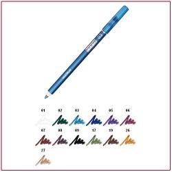MULTIPLAY - Eye Pencil with Shading Sponge Pearly Sky 03 Pupa