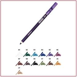 MULTIPLAY - Eye Pencil with Shading Sponge Full Violet 05 Pupa
