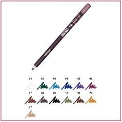 MULTIPLAY - Eye Pencil with Shading Sponge Basic Brun 08 Pupa