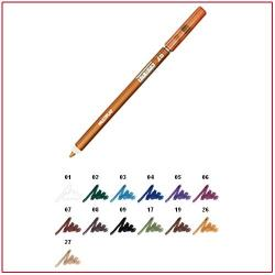 MULTIPLAY - Eye Pencil with Shading Sponge Pure Gold 26 Pupa