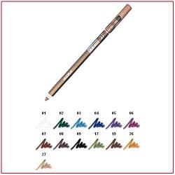 MULTIPLAY - Eye Pencil with Shading Sponge Gold Bronze 27 Pupa