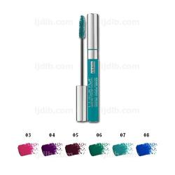 MASCARA COLOR POP Turquoise Fluo n°07 Pupa - Pour un effet french fluo !