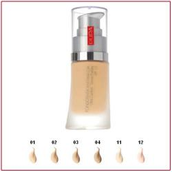 ANTITRACCIA FOUNDATION - New No Transfer  Medium Beige 03 Pupa