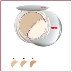 SMART SKIN - Compact Foundation Nude 01 Pupa