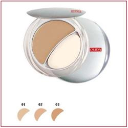 SMART SKIN - Compact Foundation True Beige 03 Pupa