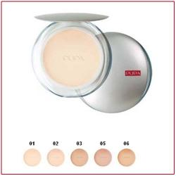 SILK TOUCH COMPACT POWDER Light Beige 01 Pupa