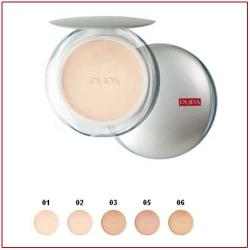SILK TOUCH COMPACT POWDER Medium Beige 02 Pupa