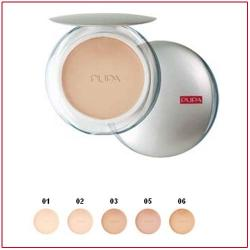 SILK TOUCH COMPACT POWDER Dark Beige 03 Pupa