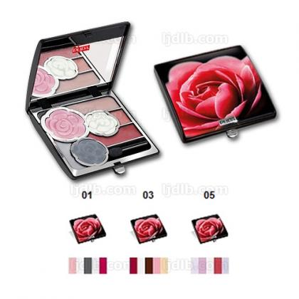 PUPA ROSE SMALL Coffret de Maquillage n° 01 PUPA - 1 Coffret