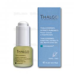 Thalgodermyl Extraits Purifiant Thalgo - Peaux grasses à imperfections - Flacon 15ml
