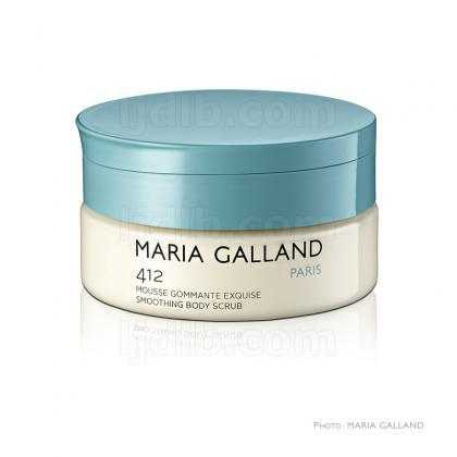 Mousse Gommante Exquise 412 Maria Galland - Ligne Soin Silhouette SPA - Pot 150ml