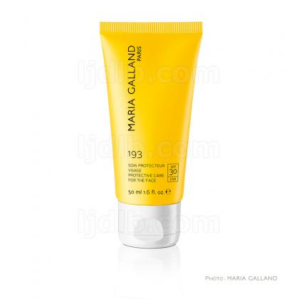 Soin Protection Visage - SPF 30 193 Maria Galland - Ligne Soin Solaire - Tube 50ml