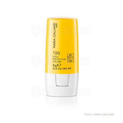 Stick Protection Solaire - SPF 50 Plus 199 Maria Galland - Ligne Soin Solaire - Stick 8g